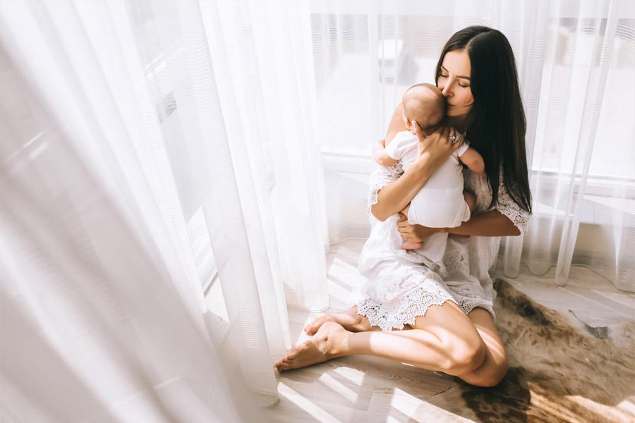 jaundzimušo fotografēšana