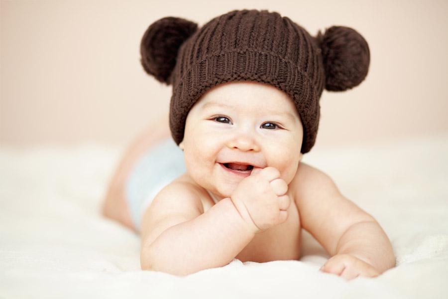 mazuļu fotosesija