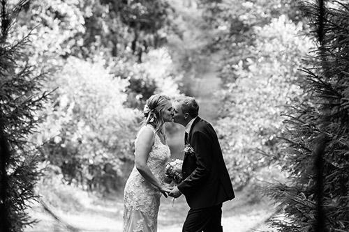 ideja kāzu bildei