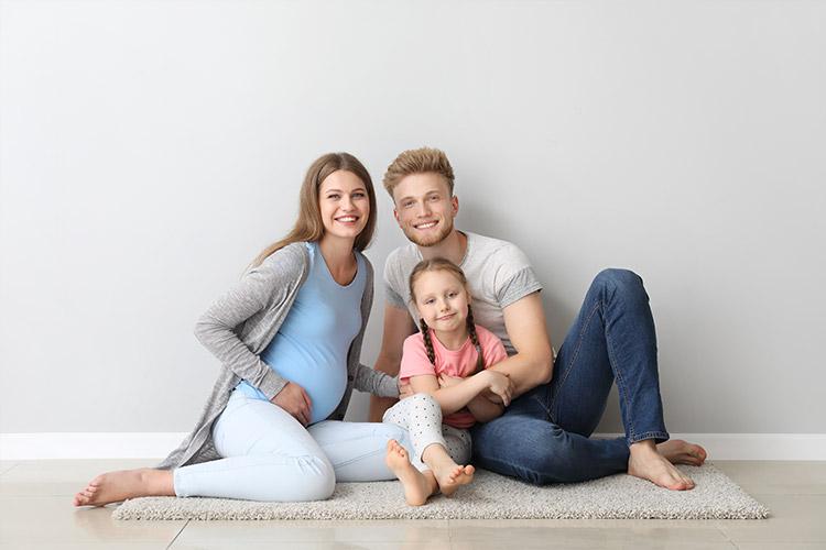 ģimenes fotogrāfs