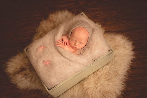 ideja mazuļu fotosesijai