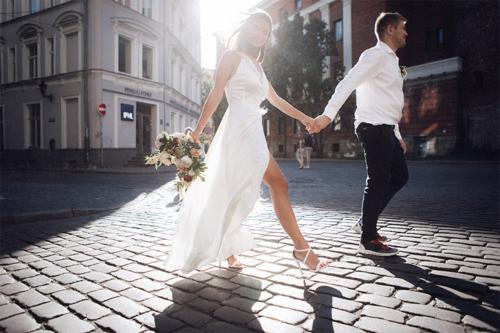 līgava kustībā