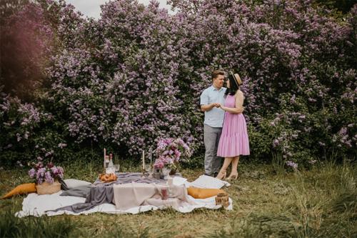pikniks divatā
