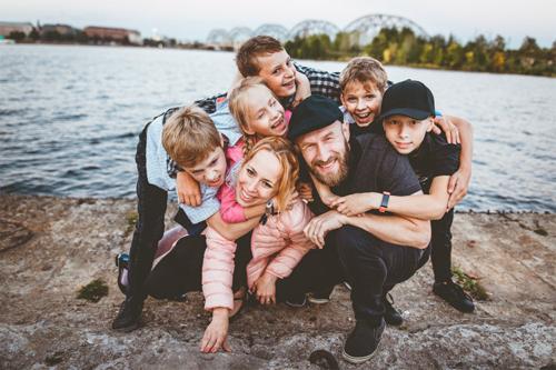 idejas ģimenisku mirkļu iemūžināšanai