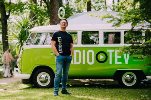 Radio TEV mārketinga foto